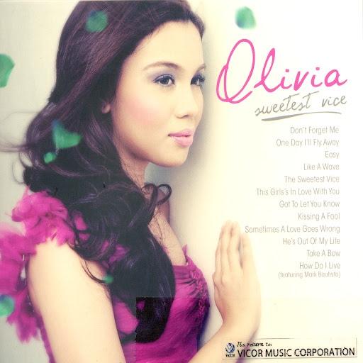 Olivia альбом Sweetest vice