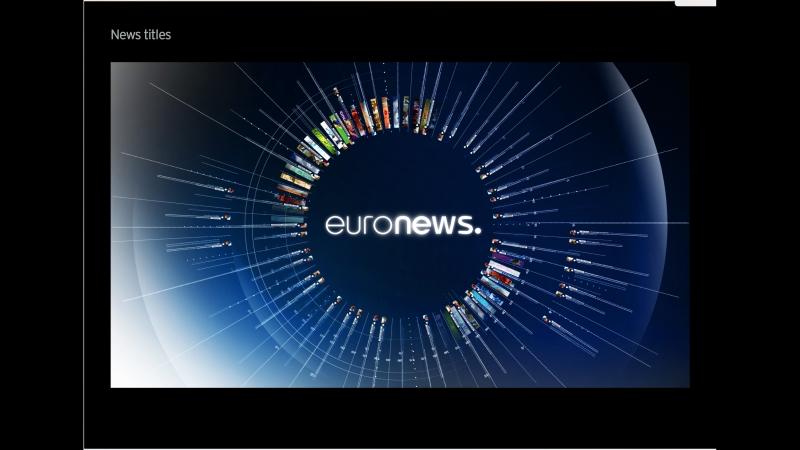 01.02.2018-EuroNews.Запись эфира.(Дата-01.02.2018г.Источник-EuroNews)