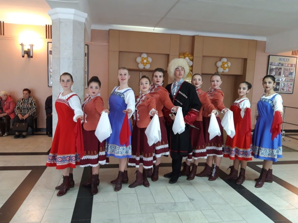 Даусузская «Звонница» приняла участие в Губинских чтениях