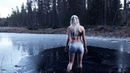 ICE SWIM | Feeling the power from the cold