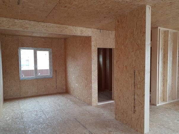 Закончен монтаж теплого контура дома #ультрасип_телези 👌🏻 Приложу планировку, это тот самый дом, в котором мы извлекли максимум площадей помещений при ограниченном, 8х10, размере👍🏻