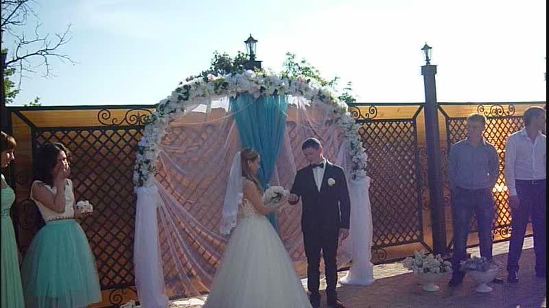 Свадьба Анюты и Павла