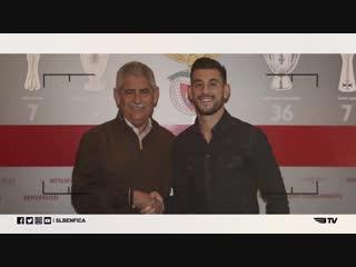 Pizzi renovou contrato. - Reconquista