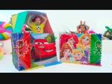 [Mister Max] Макс и Катя построили цветные детские домики