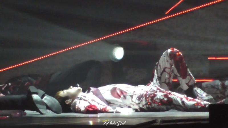 [FANCAM] 2016 2PM TOKYO DOME CONCERT 『HEARTBEAT』 JUNHO Focus