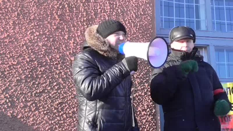 05. Митингш в п. Омский от 09.12.18 г. оператор А.В, Морозов.