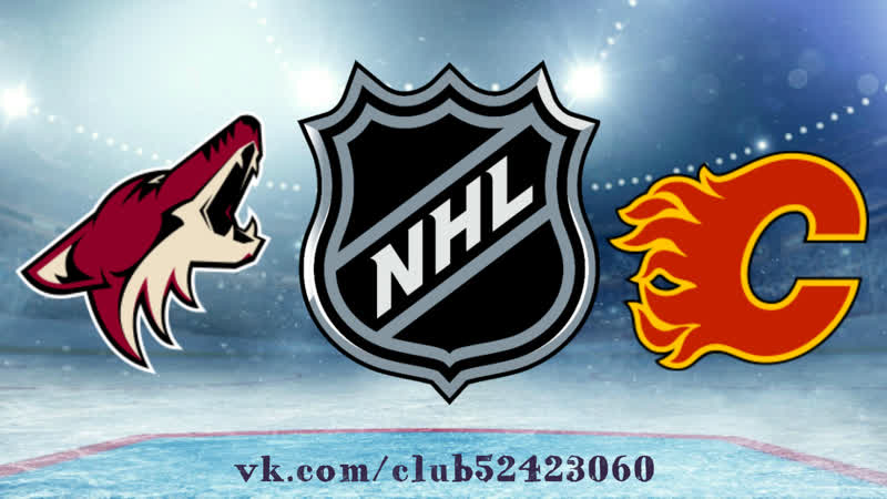 Arizona Coyotes vs Calgary Flames | 18.02.2019 | NHL Regular Season 2018-2019