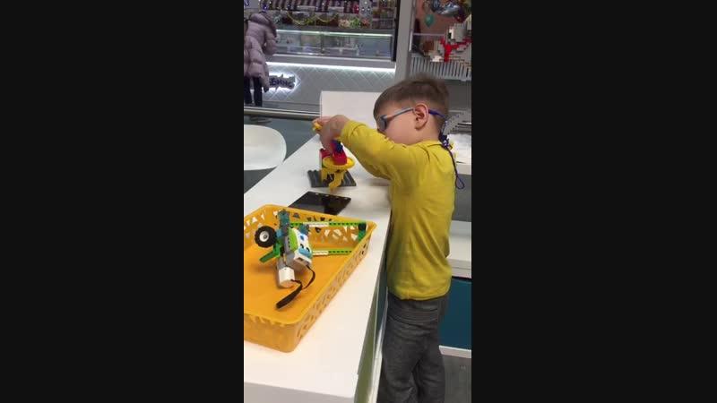 LEGO Education Наши маленькие гении