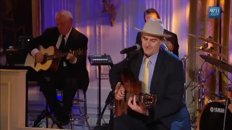 James Taylor - Wichita Lineman (21.11.2011)