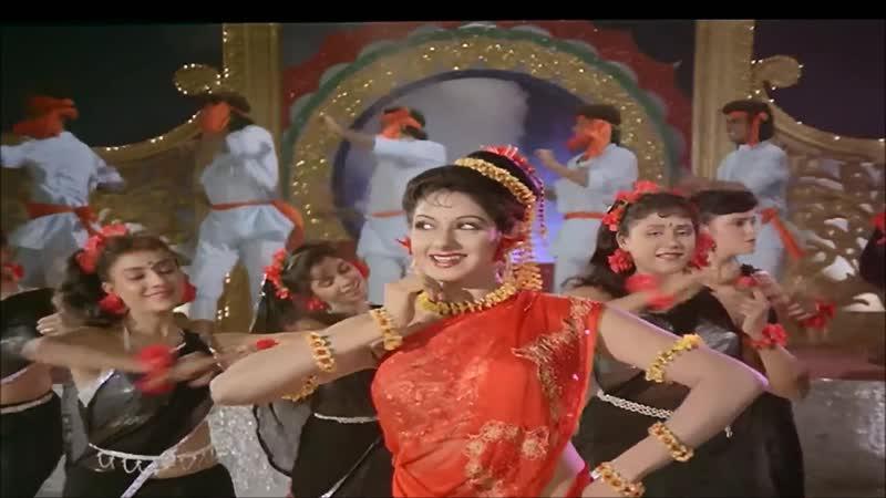 Песня Jinhe Chahiye Daulat Rabba из фильма Я твой враг/Main Tera Dushman (hindi, 1989)
