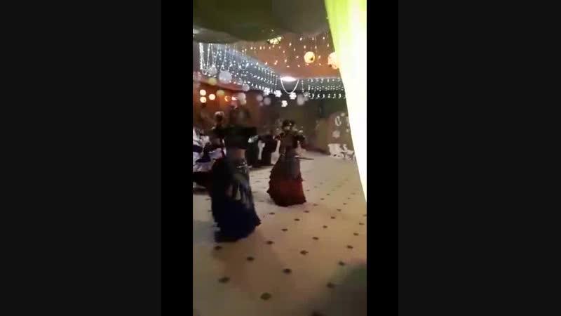 27 декабря 2018 г. Работа на Новогодних корпаративах г. Гулькевичи. «Центр Красоты и Здоровья» ресторан «Orang»
