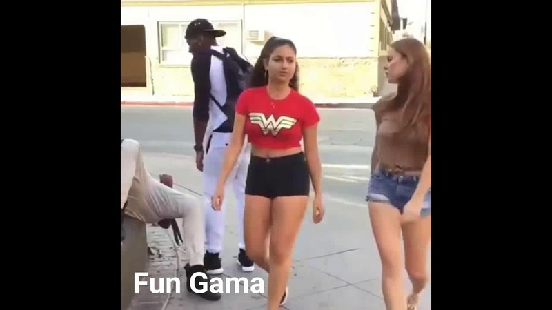 Funny Videos 2018 Don`t Mess with Girl