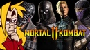 WHO WILL MAKE IT All MK11 Character Roster Hints, Rumors Confirmations