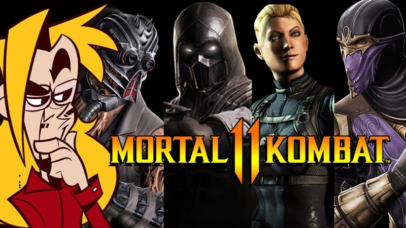 WHO WILL MAKE IT? All MK11 Character Roster Hints, Rumors Confirmations