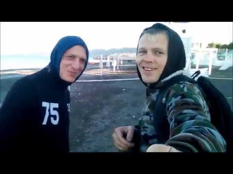 По пляжам Сочи с металлоискателем ..Нашли монетки