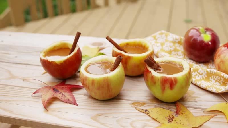 Boozy Apple Cider ¦ Delish