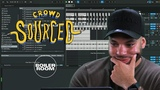 Crazy Cousinz makes beats from sounds you send in | Boiler Room Crowdsourced