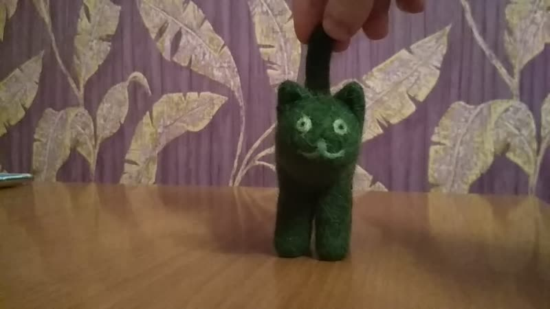 Ирландский кот Гиннес