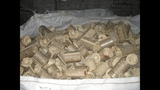 Homemade briquette pressтопливные брикеты своими руками