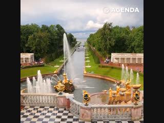 Санкт-Петербург под музыку