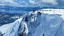 Squaw Palisades Backflip, Silverado cliffs, Skiing the Fingers | Owen Leeper