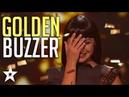 TERRY CREW'S First GOLDEN BUZZER Ever! | Got Talent Global