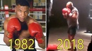 Evolution of Mike Tyson in Boxing 1982 2018
