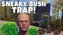 RUST SNEAKY BUSH TRAP BASE *Easiest MOST EFFECTIVE Trap*
