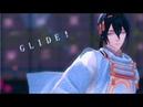 【MMD刀剣乱舞】GLIDE【三日月・長谷部・一期・鶴丸】