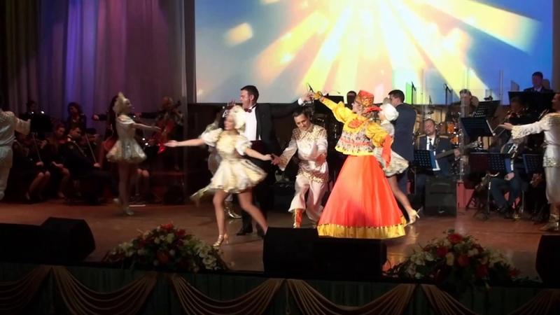 Бал-Шоу ШАРМ М и С Лавриковы-танец Разговор со счастьем