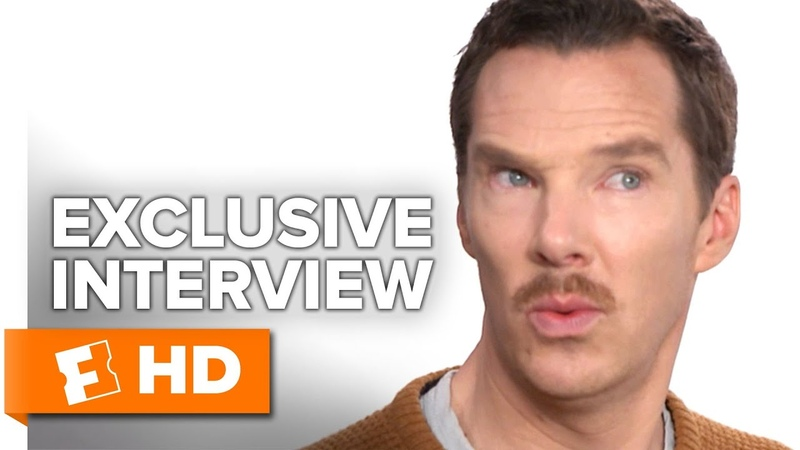 Benedict Cumberbatch Turns Into a Grinch When He's Hangry | 'The Grinch' Interview | Fandango
