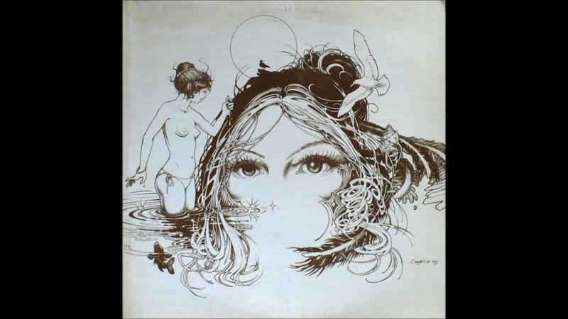 Eric Relph - Pretty Darlin' (1978) (Evy Pollen 1st press blue label vinyl) (FULL LP)