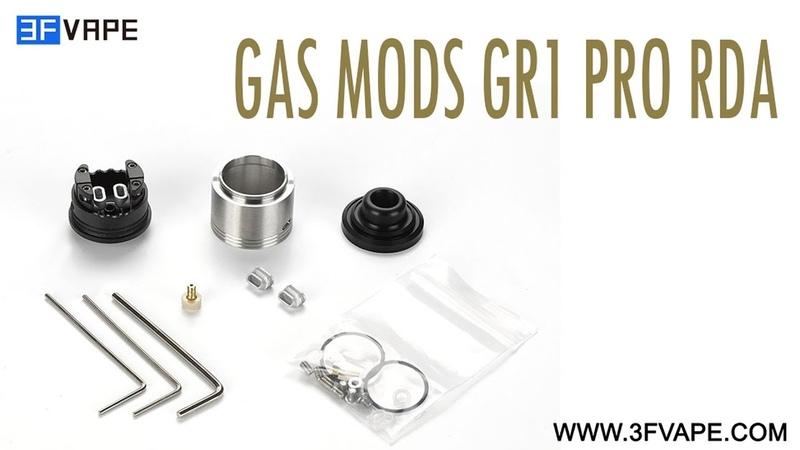 Gas Mods G.R.1 GR1 Pro RDA