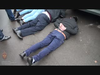ФСБ. Задержание террористов ИГ в Подмосковье