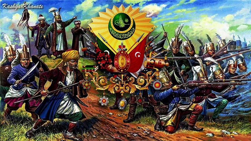 Mehter Marşı - Ottoman Military March : Neşide-i Zafer Marşı