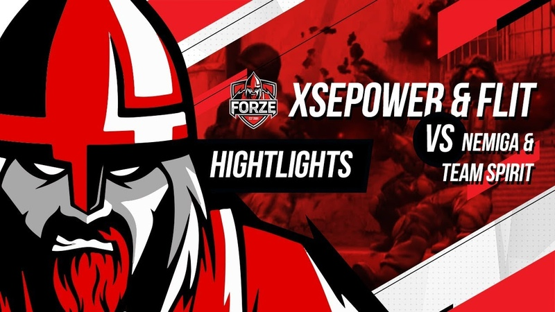 CS:GO Highlights: forZe vs Team Spirit Nemiga