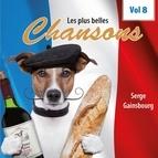 Serge Gainsbourg альбом Les plus belles Chansons, Vol. 8