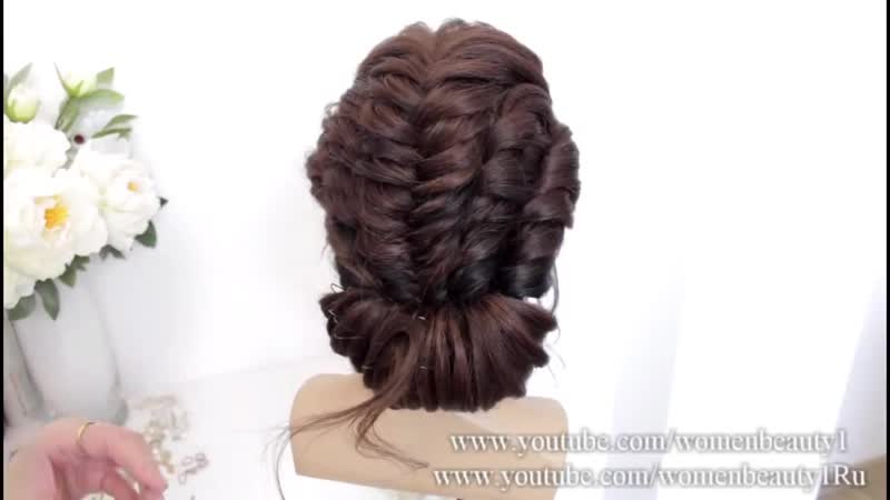 Wedding Updo Tutorial Formal Hairstyles For Long Hair