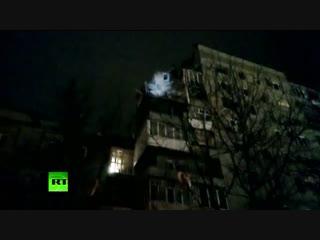 В Шахтах в результате взрыва газа в жилом доме полностью разрушены четыре квартиры