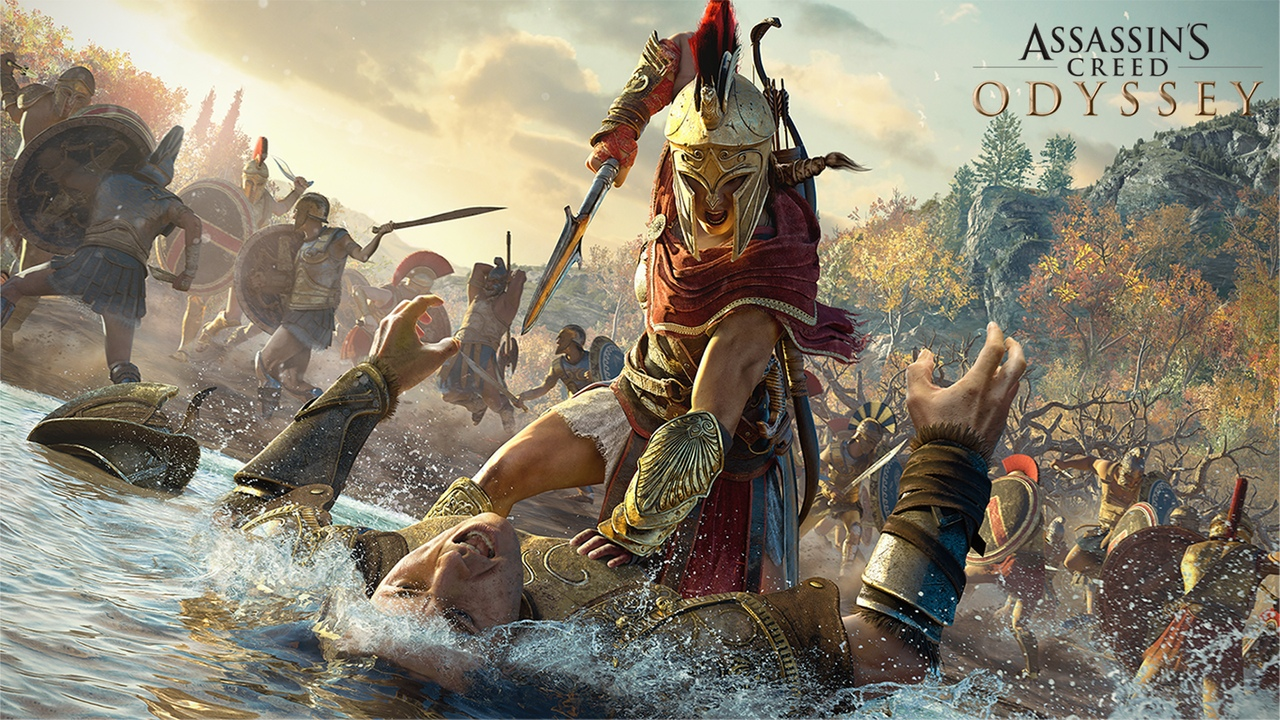 Assassin's Creed Odyssey: легендарная броня