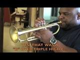 Dave Matthews Band Rashawn Ross' New Monette B2L S3 Mouthpiece