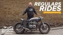 Regulars Rides: Steve's Honda CB550 K3 Shed-Build