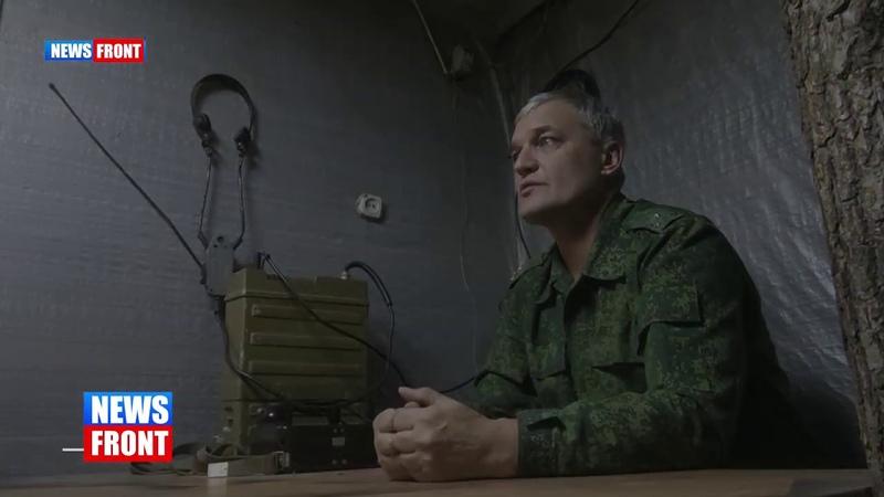 Боевики ВСУ скупают весь алкоголь Марьинки и пьяными открывают огонь по всем направлениям