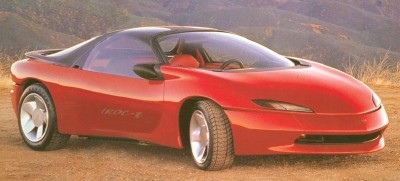 Вехи истории:1989 Chevrolet California IROC Camaro