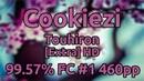 Cookiezi | Camellia feat. Nanahira - Touhiron [Extra] HD 99.57% FC 1 460pp