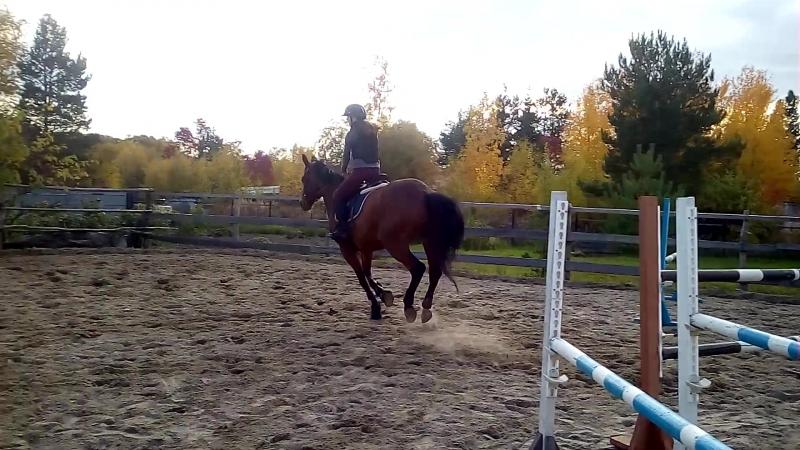 Настя и Дося. Хорошая тренировка, отличный день.