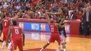 Giannis Wanna Murder James Harden After Hitting Him With The Ball Rockets vs Bucks