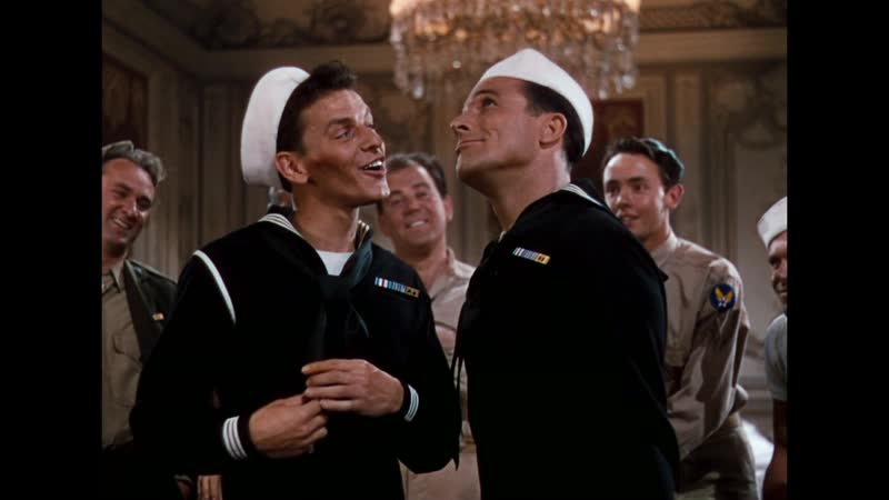 Gene Kelly and Frank Sinatra - I Begged Her