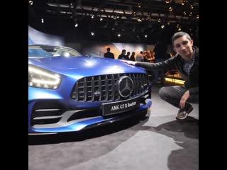 Mercedes-Benz AMG GT R Roadtster!