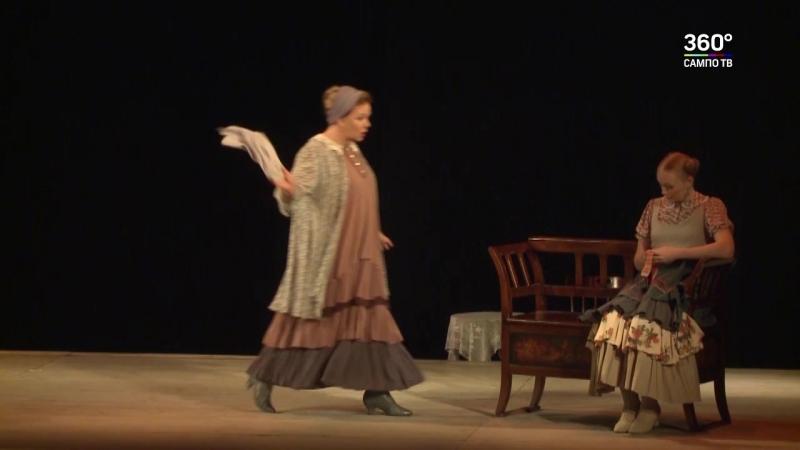 В Карелии в 6 раз проходит фестиваль театральной премии «Золотая маска».